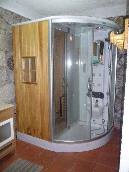 Haga clic aquí para ver más fotos de la sauna/bano turco ...