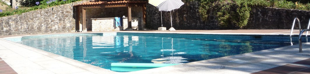Casa do Alto - Header - Swimming pool