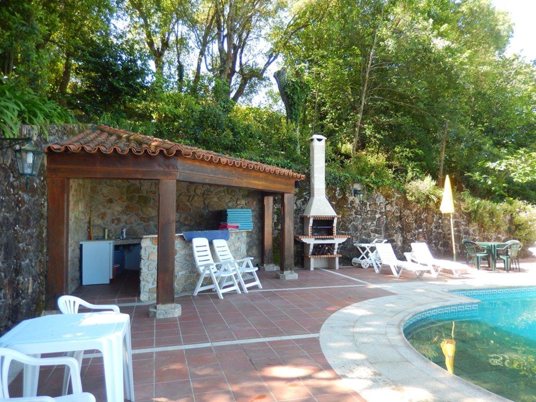 La piscina - Casa do Alto - Casa do Alto