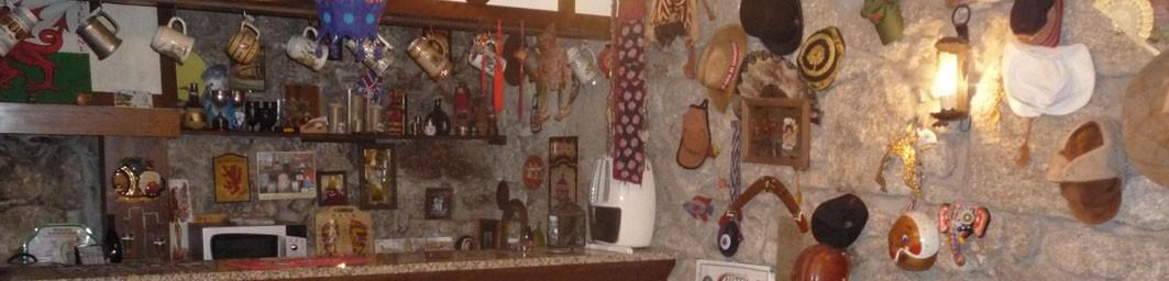 Casa do Alto - En tete - Appartement en rez-de-chaussee - Kitchenette/bar