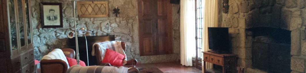 Casa do Alto - En tete - Appartement en rez-de-chaussee - Salon/salle a manger