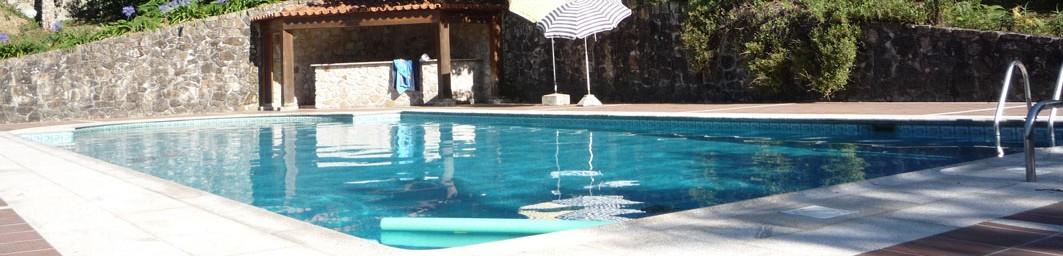 Casa do Alto - Testata - La piscina