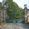 Casa do Alto - A casa e os jardins - Portao principal 01
